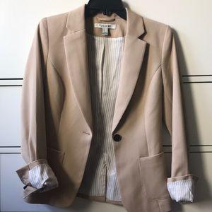 Khaki tan colored jacket